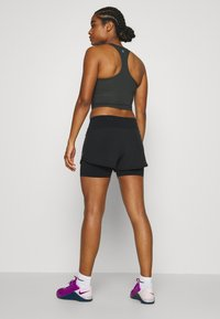 Sweaty Betty - CHALLENGE RUN SHORTS - Sports shorts - black - 2