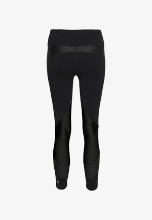 POWER SCULPT WORKOUT LEGGINGS - Punčochy - black