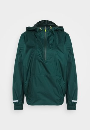 ANORAK OVERHEAD JACKET - Regnjakke - june bug green