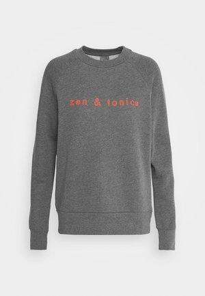 BRIXTON - Sweatshirt - charcoal grey