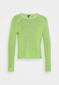 Sweaty Betty - IDOL JUMPER - Sweater - green alert - 3