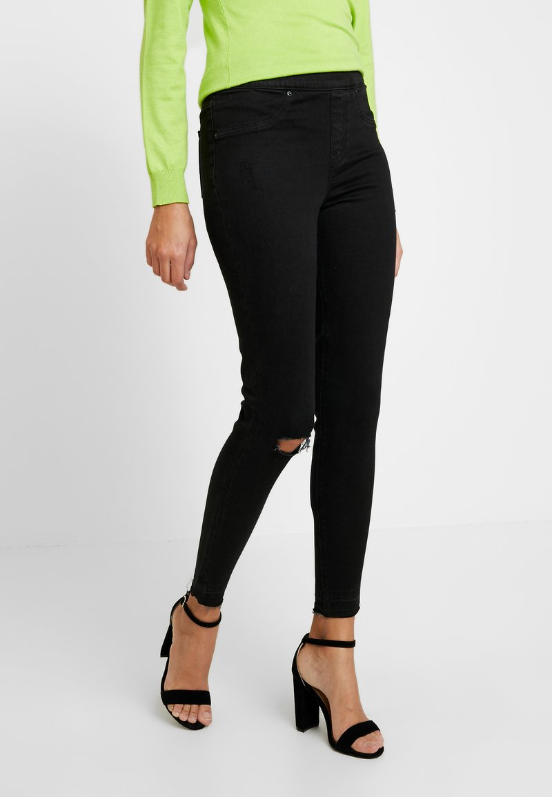 Spanx - SHAPING - Jeansy Skinny Fit - vintage black