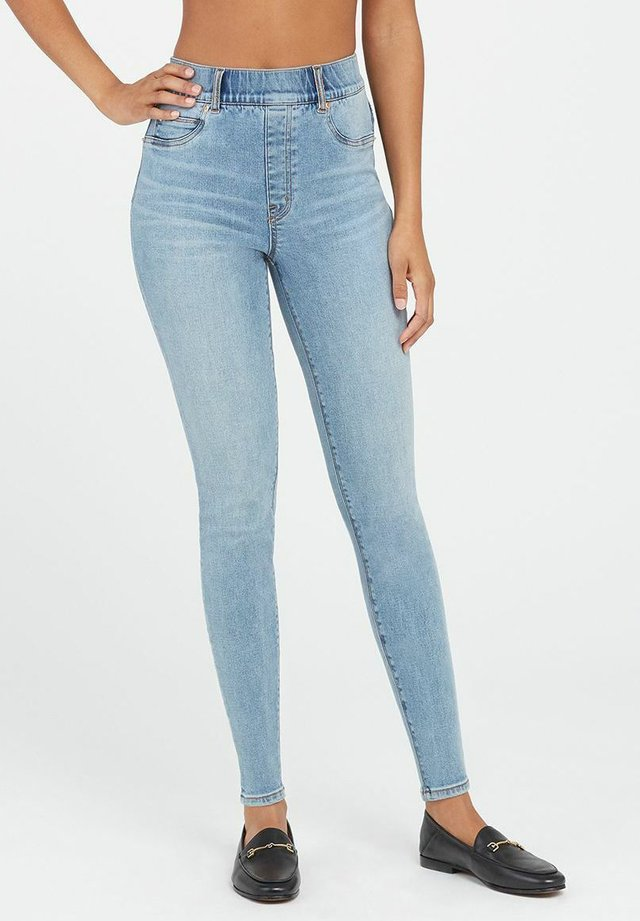 SHAPING LEGGINGS - Jeans Skinny Fit - light vintage wash