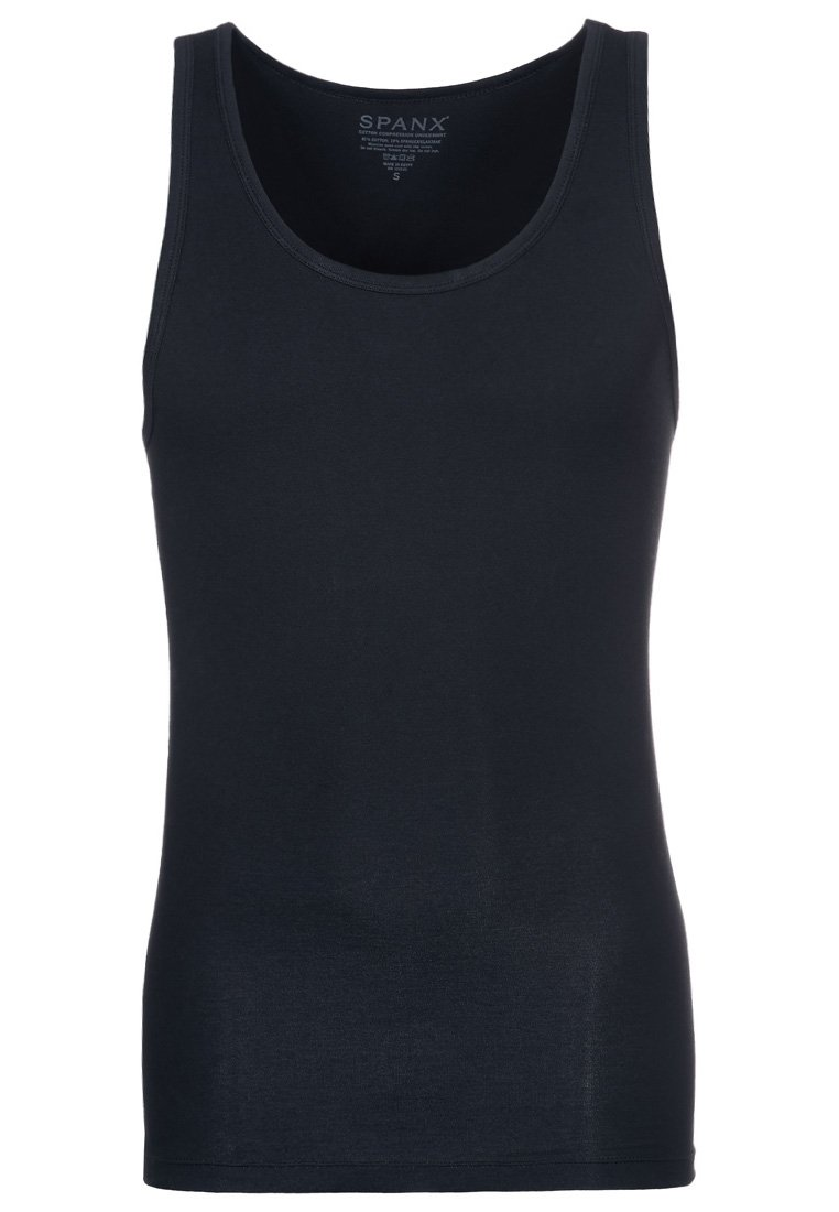 Spanx - COTTON COMPRESSION - Camiseta interior - schwarz