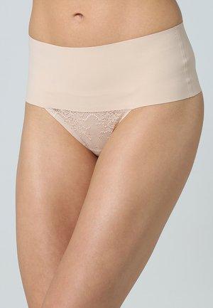 UNDIE-TECTABLE - Intimo modellante - soft nude