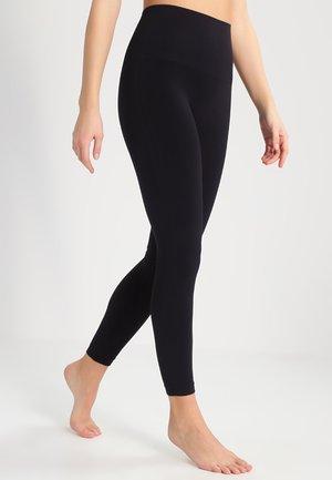 LOOK AT ME NOW  - Leggings - very black