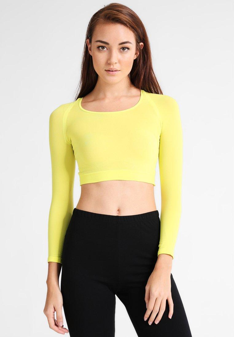 Spanx - ARM TIGHTS  - Camiseta interior - hi-yellow