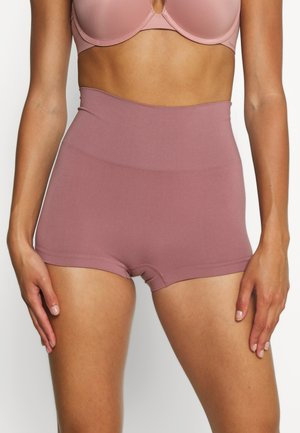 EVERYDAY BOYSHORT HEATHERED RICH - Lingerie sculptante - plum petal