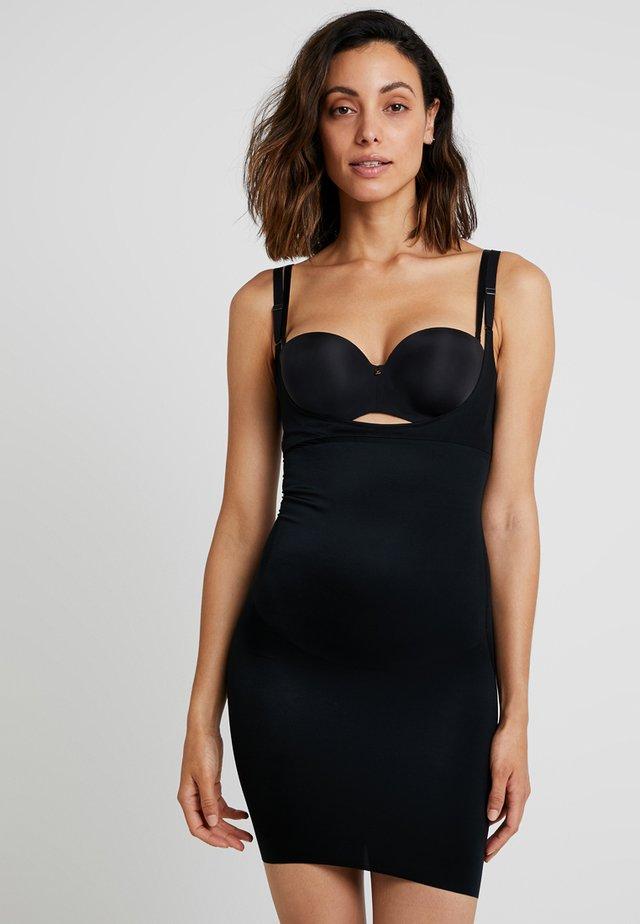 SMART GRIP REVERSIBLE FULL - Shapewear - very black