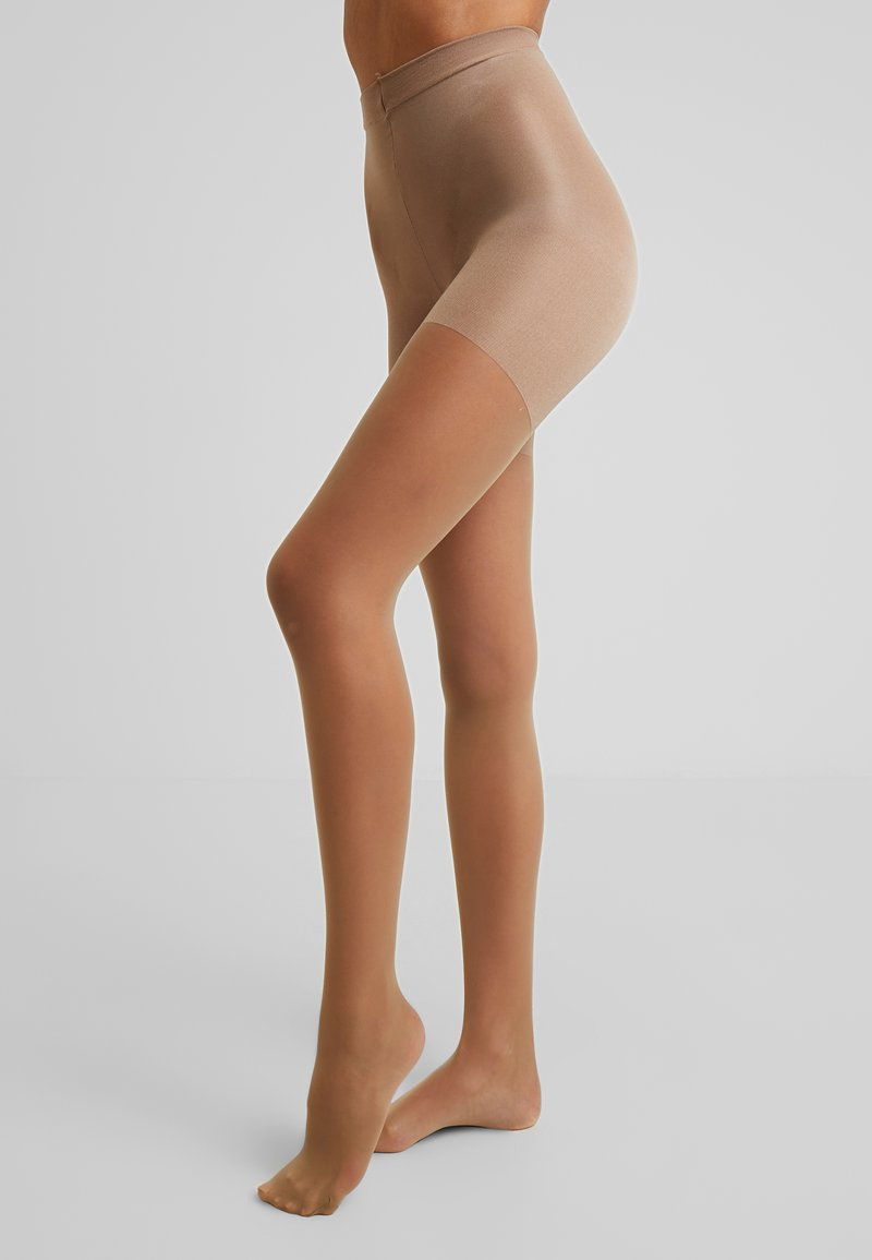 Spanx - SHAPING SHEERS - Collants - dark brown