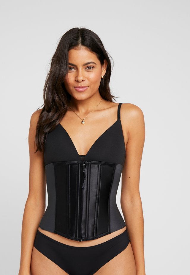 UNDERSCULPTURE CORSET - Korsetti - very black