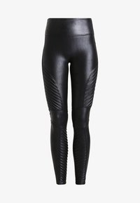 Spanx - MOTO - Leggings - very black - 6