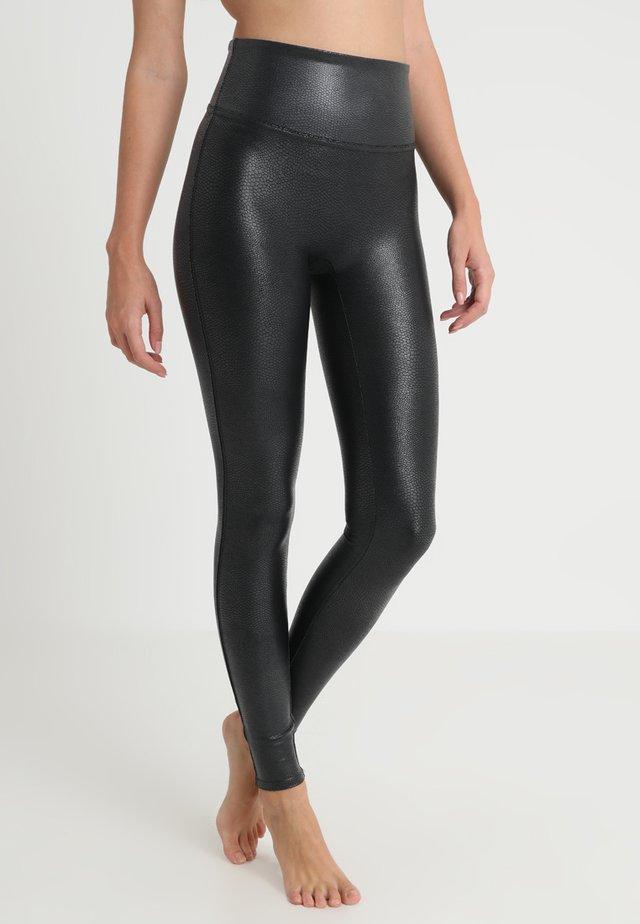 Leggings - Trousers - pebble grey