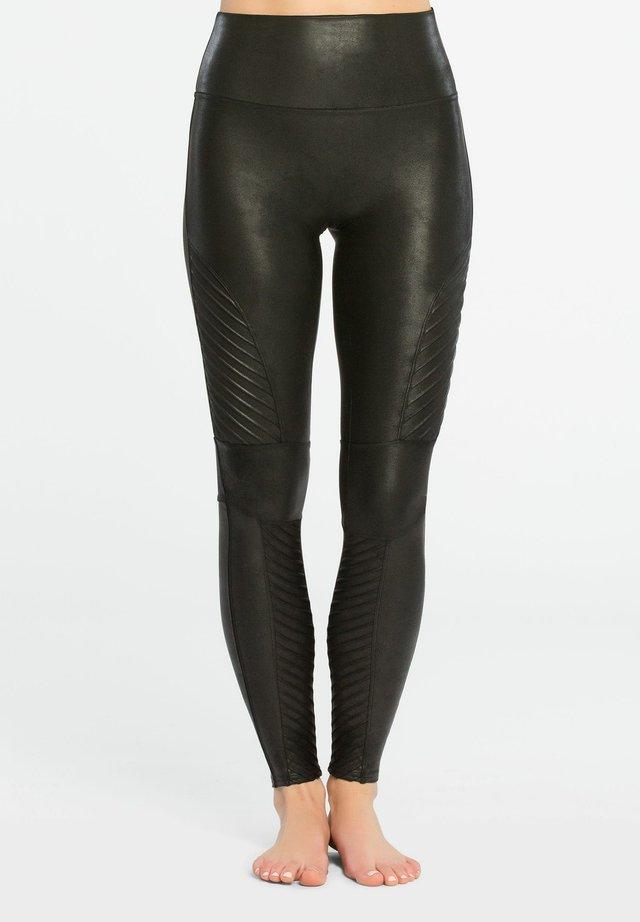 Leggings - very black