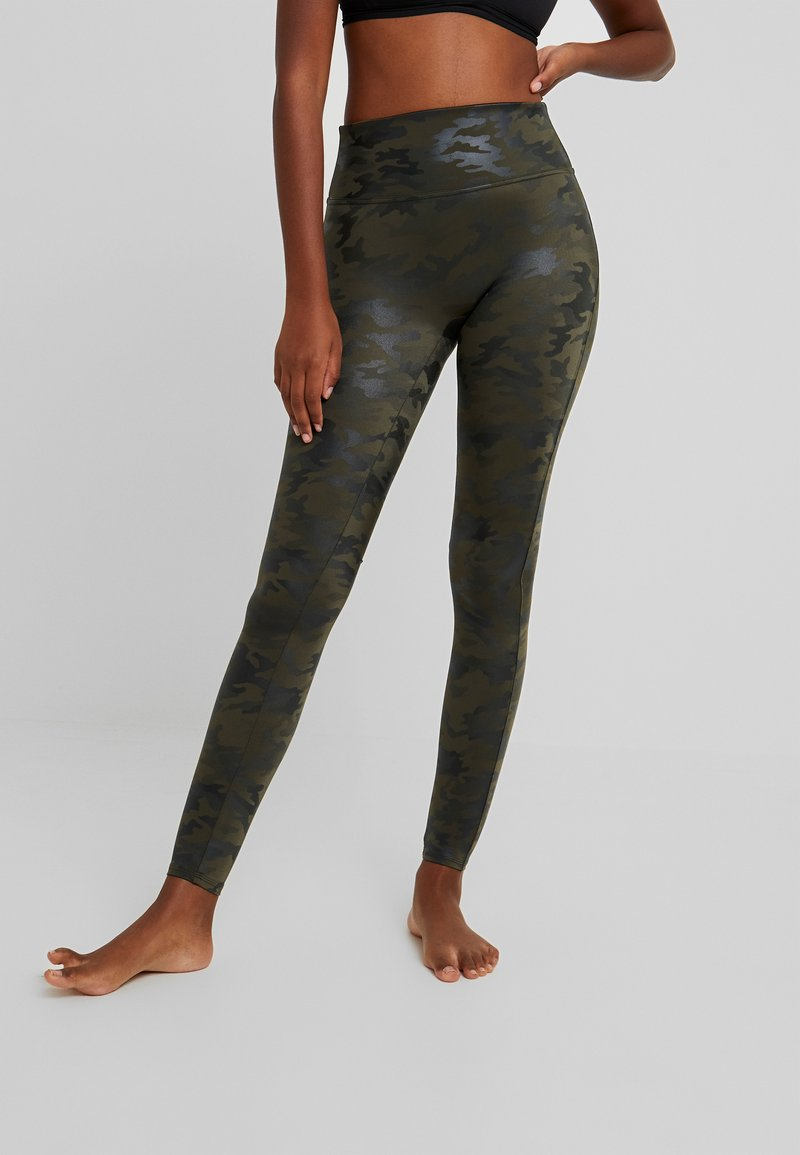 Spanx - Leggings - mate green
