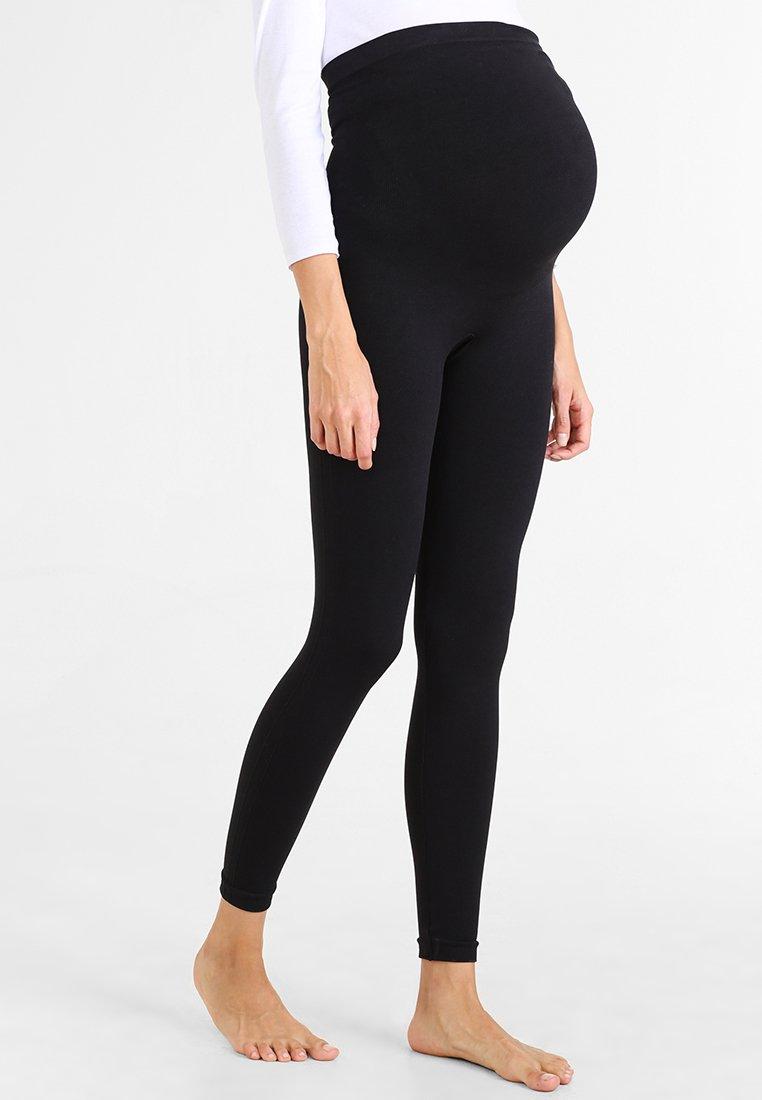Spanx - LOOK AT ME NOW  - Leggings - very black