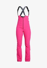 Spyder - STRUTT - Spodnie narciarskie - bryte bubblegum - 6