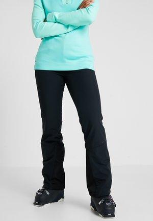 ORB - Zimní kalhoty - black