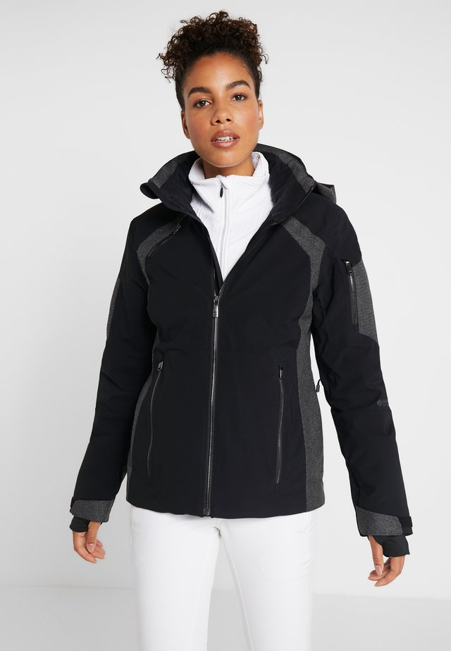 SCHATZI INFINIUM - Ski jacket - black