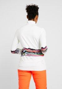 Spyder - MODA - Maglietta a manica lunga - white - 2