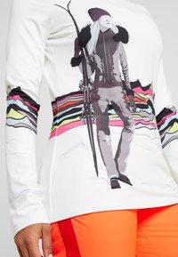 Spyder - MODA - Maglietta a manica lunga - white - 5
