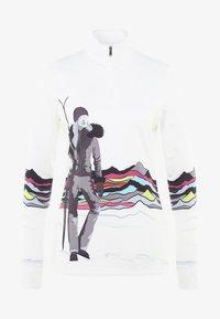 Spyder - MODA - Maglietta a manica lunga - white - 4