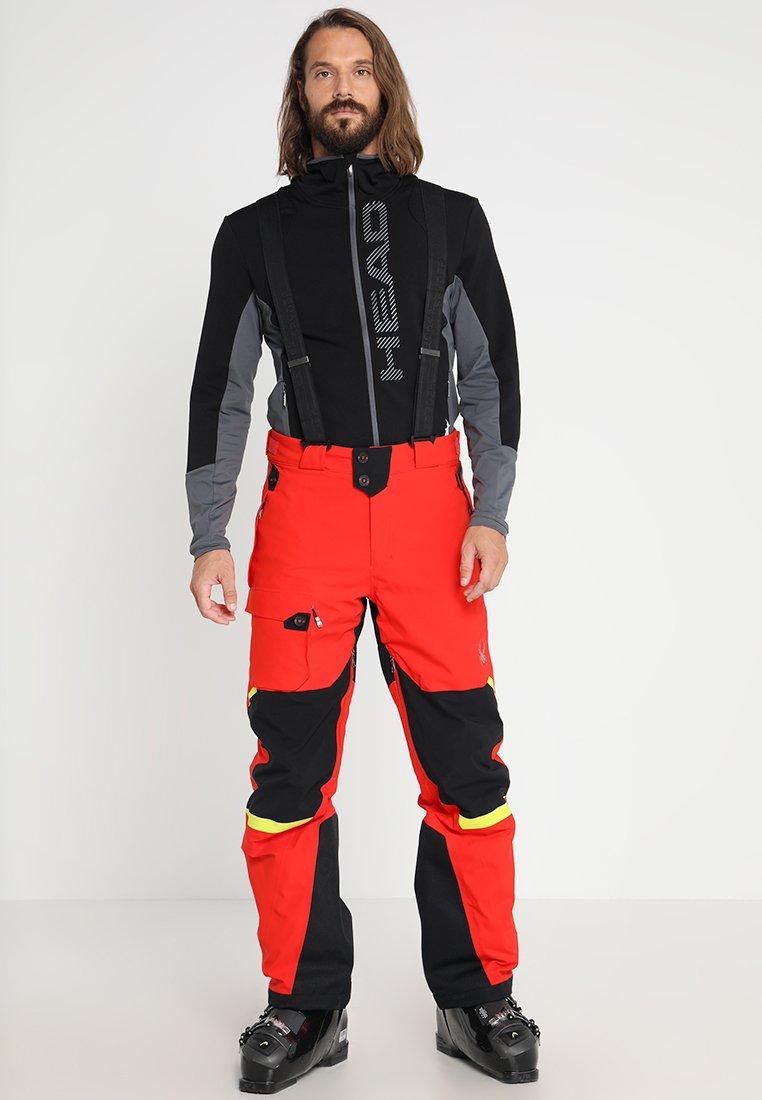 Spyder - TORDRILLO - Talvihousut - red