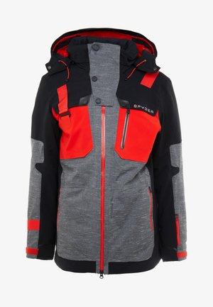 TORDRILLO - Ski jas - novelty ebony