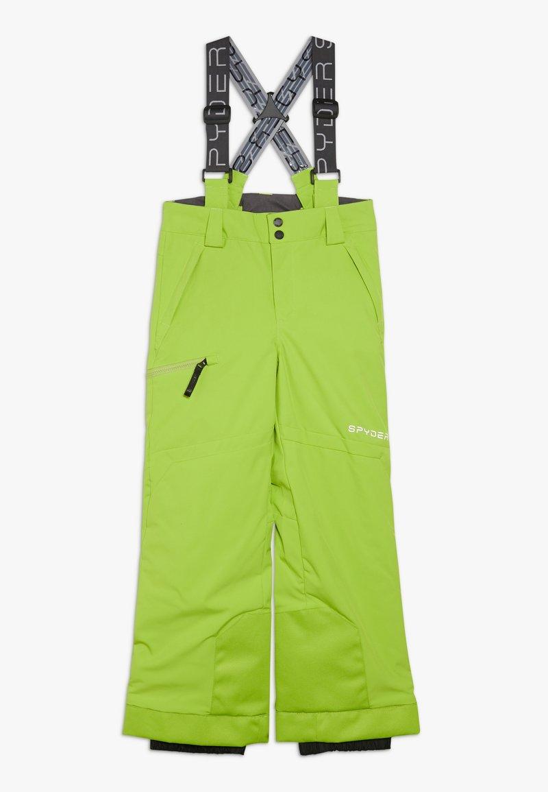 Spyder - BOYS PROPULSION - Snow pants - mojito