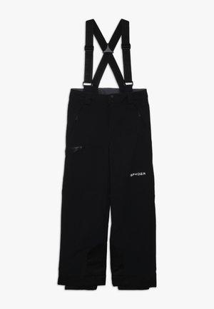 BOYS PROPULSION - Zimní kalhoty - black