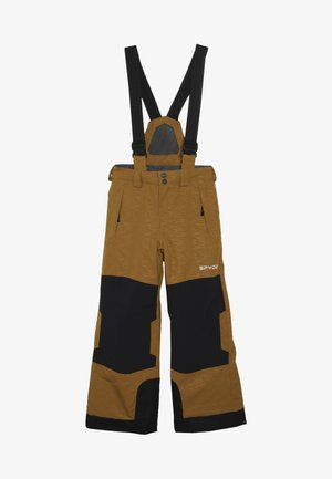 BOYS LIAM - Snow pants - camel