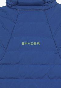 Spyder - BOYS IMPULSE - Lyžařská bunda - old glory - 6