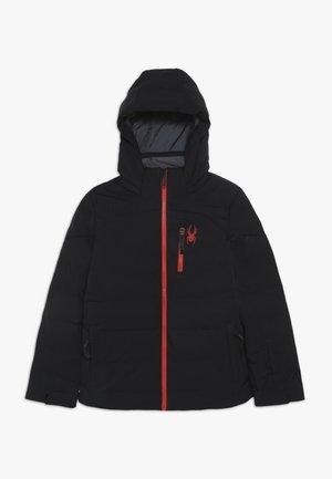 BOYS IMPULSE - Ski jacket - black