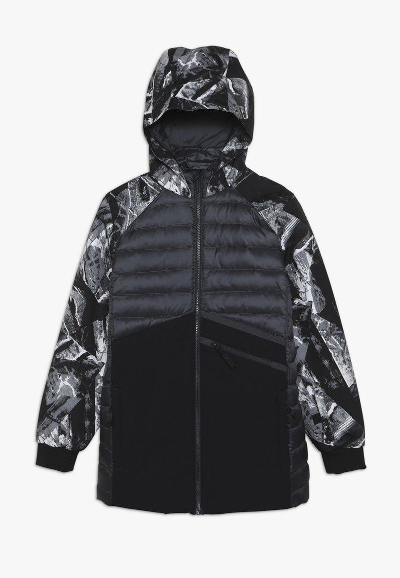 Spyder - BOYS DYLAN - Lyžařská bunda - black