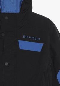 Spyder - BOYS FINN - Ski jacket - black - 4