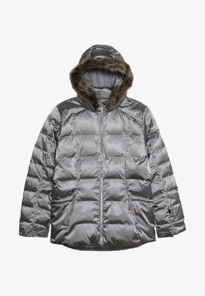 GIRLS - Ski jacket - silver