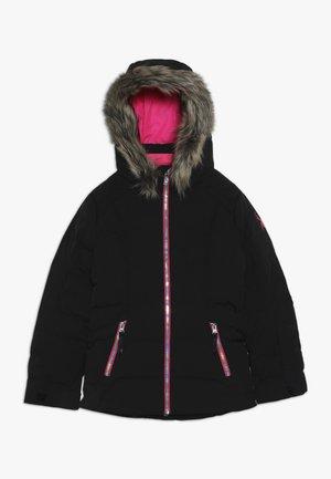 GIRLS - Lyžařská bunda - black