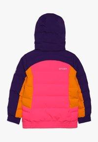 Spyder - BITSY - Lyžařská bunda - bryte bubblegum - 1