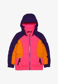 Spyder - BITSY - Lyžařská bunda - bryte bubblegum - 4