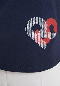 Sonia Rykiel - Camiseta estampada - nuit - 5
