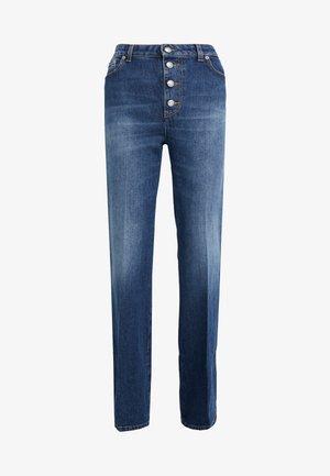 Jeans a zampa - stone blue