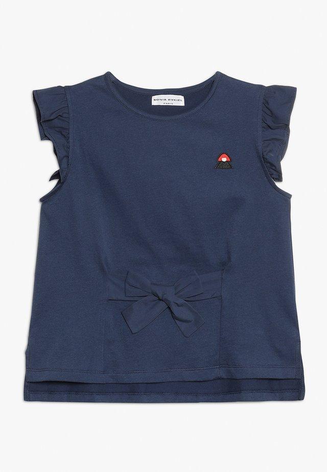 CELIA - T-Shirt print - nuit
