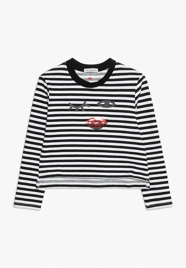 CORINA - Sweatshirt - rayure vanille