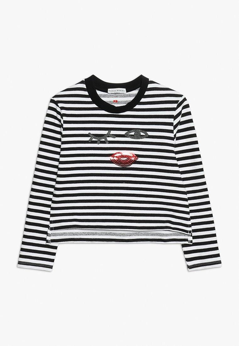 Sonia Rykiel - CORINA - Sweatshirts - rayure vanille
