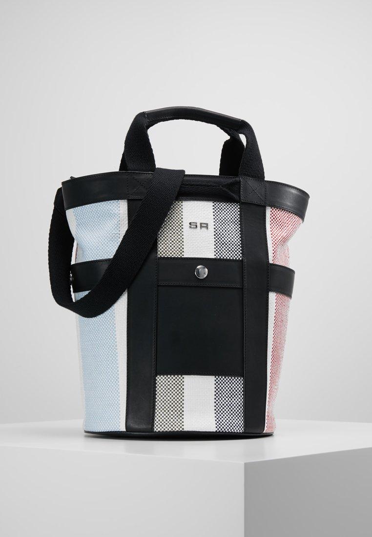Sonia Rykiel - BUCKET CINDY RAPHIA - Shopping bags - multicolor