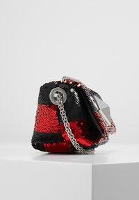 Sonia Rykiel - COPAIN LE COPAIN - Across body bag - black/red - 3