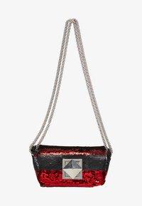Sonia Rykiel - COPAIN LE COPAIN - Across body bag - black/red - 5