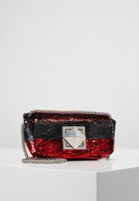Sonia Rykiel - COPAIN LE COPAIN - Across body bag - black/red - 0