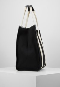 Sonia Rykiel - TOTE TOILE CHEVRON - Shopping Bag - noir - 3