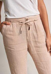 Salsa - SALSA JUNE - Trousers - beige_1032 - 3